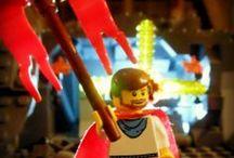 + Catholic and Bible Lego scenes +