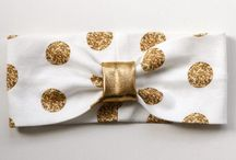 LPB Headbands / Luxe hair accessories for gorgeous girls..  Because EVERY little girl deserves something pretty.
