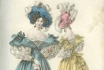 Fashion 1830s / by Kevin Crouch