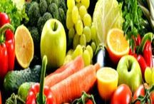 Healthy food & healthy living / Healthy recipes and food for healthy living