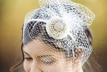 Bridal Accessories / Bridal accessories including head pieces, veils, jewellery. Hats, fascinators and jewellery for mums too.