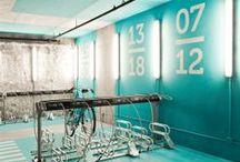 Vélo rangement | Bicycle storage / Rangement velo, DIY bike
