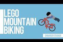 Vélo vidéo | Video bike / #Vidéo #insolite , sportive, sur le thème du #vélo