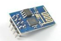 ESP8266 / #ESP8266 is a complete and self-contained #Wi-Fi network solutions that can carry software applications