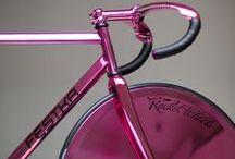 Vélo rose | Pink bike / pink bike and bicycle / velo rose