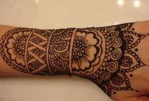 Beautiful body art / Tattoos