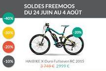 Soldes | Bonnes affaires / #vélo #ebike #veloelectrique , toutes les bonnes affaires #Freemoos