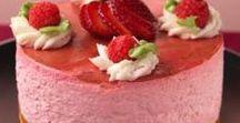 Erdbeeren Rezepte / Erdbeerkuchen, Erdbeeren Rezepte, Erdbeereis, Erdbeeren Nachtisch, Erdbeermarmelade und viele weitere Rezeptideen mit Erdbeeren