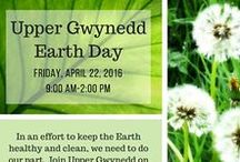 UGT Earth Day / In an effort to keep the Earth healthy and clean, we need to do our part. Join Upper Gwynedd on Earth Day to make positive change in the quality of life for our residents and all who enjoy Parkside Place Park. There will be a tree planting to replace dead trees that were removed earlier in the year. This effort will have a lasting impression for years to come. To build a better future, we all must commit to protect our environment year-round.