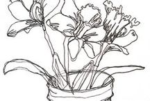 Lines: Plants