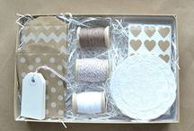Gift & Gift Wrapping Ideas