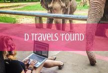 d travels 'round / The latest from travel writer Diana Edelman on her life as an expat and solo female travelers, fresh from d travels 'round / by d travels round