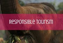Responsible tourism / Things everyone should know while planning a trip / by d travels round