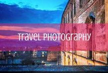Travel Photography / Tips and gear to improve your travel photography / by d travels round