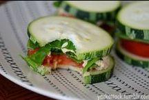 Recipes - Snacks / by Green Bean