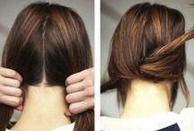 Hair tutorials / Step by step hair tutorials / by Maria Aldrey