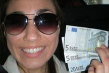 Money Abroad / Money makes the world go round! See if you recognize these currencies from API study abroad, intern abroad, teach abroad, work abroad, volunteer abroad, high school study abroad, or gap year programs and locations! / by API - Study Abroad & More!