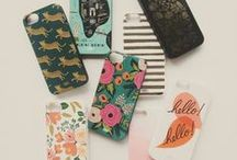 Iphone / Pretty cases and fun apps. / by Maria Aldrey