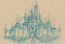 We could all use a little more Disney. / by Bekah Brown