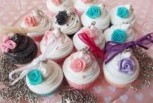 Minhas bijuterias doces ✿ / Bijuterias em formatos de doces. Feitos com muito afeto e cuidado. Visite minha loja: Doce Amor.