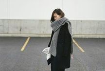 Fall and Winter Style / Finally for the first time I'l start wearing fall and winter clothing, this is my dream closet.