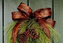 Christmas crafts / by Debra Caudill Foster