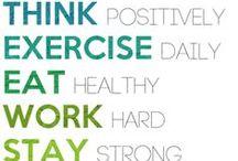 Inspiration / Motivation / Dedication