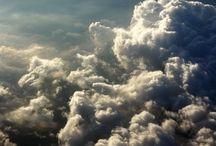 - Skies - / Cirrus, cirrocumulus and cirrostratus.