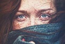 Pretty Portraits in Color / by Maria Aldrey