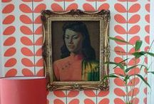 """My Art Is In Your House / I love my Vladimir Tretchikoff print. It was a great and cheap thrift store find, and I'd never seen it before that day.   Since I've gotten it, I keep noticing """"Miss Wong"""" in other peoples homes. I really enjoy this for some odd reason, so I've started a collection! / by Bridgette Taylor"""