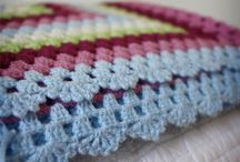Crochet stitches & co