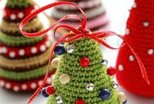 Christmas tree / Christmas trees for handmade holidays!