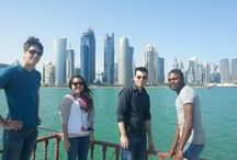 Study Abroad in Qatar / Pins relevant to API's study abroad programs in Qatar. #studyabroad