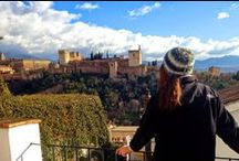 Study Abroad in Spain / Pins relevant to API's study abroad programs in Spain. #studyabroad