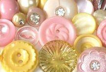Pink and yellow / by Barbara Wedderman