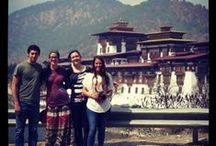 Study Abroad in Bhutan / Pins relevant to API's study abroad programs in Bhutan. #studyabroad