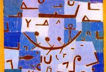 Paul Klee / by Kat