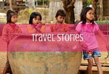 Travel Stories / Travel narratives to inspire and make you feel like you're in on the action from some of the Web's best travel bloggers / by d travels round