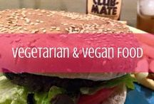 Vegetarian and Vegan Food / Vegetarian and vegan places to eat around the world / by d travels round