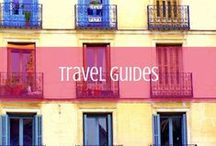 Travel Guides / Where do you want to go? Travel guides for all over the world! / by d travels round