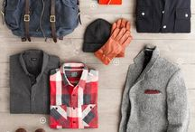 Dude duds / Men's clothes