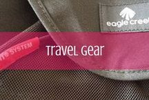 Travel Gear / Travel gear to make your trip better! / by d travels round