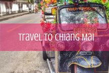 Travel to Chiang Mai, Thailand / Everything you need to know to plan your trip to Chiang Mai, Thailand, as well as other places in Northern Thailand / by d travels round