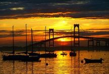 Newport RI / The enchanting & historic Newport, Rhode Island 02840. Our home <3