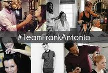 Our Team / Our industry best team of stylists at Frank Antonio Hair & Makeup
