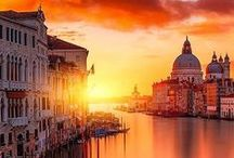 Italy / Inspiration from this beautiful and diverse country.