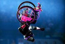 Inspiring!  / Adaptive Sports and Inspiring Individuals
