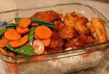 Sweet and sour chicken / by Nancy Wiseman