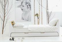Dormitorio niños 0-5 / by Maria Ignacia Vega