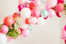 Birthday Celebrations / Ideas to plan the perfect birthday party!